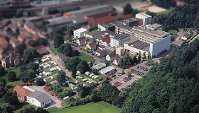 Strassacker aerial view