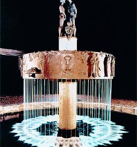 Schenken Fountain, Michelbach a. d. B.