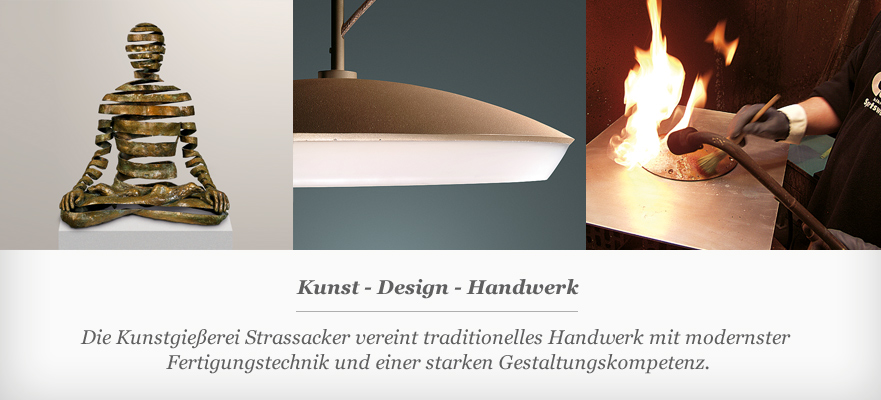 Strassacker Kunst - Design - Handwerk