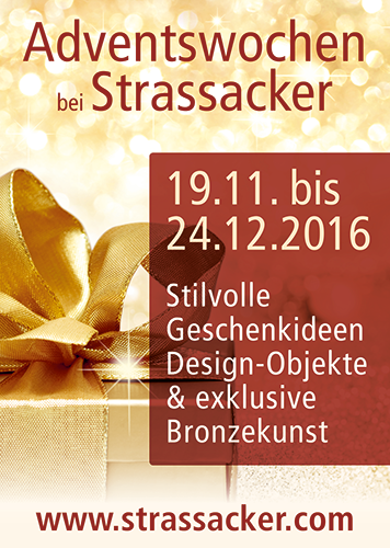 Strassacker Adventswochen 2016